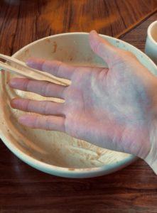 キッチンフライパンのお皿