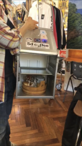 Sdcoffeeのアボカドたるたるドッグ③