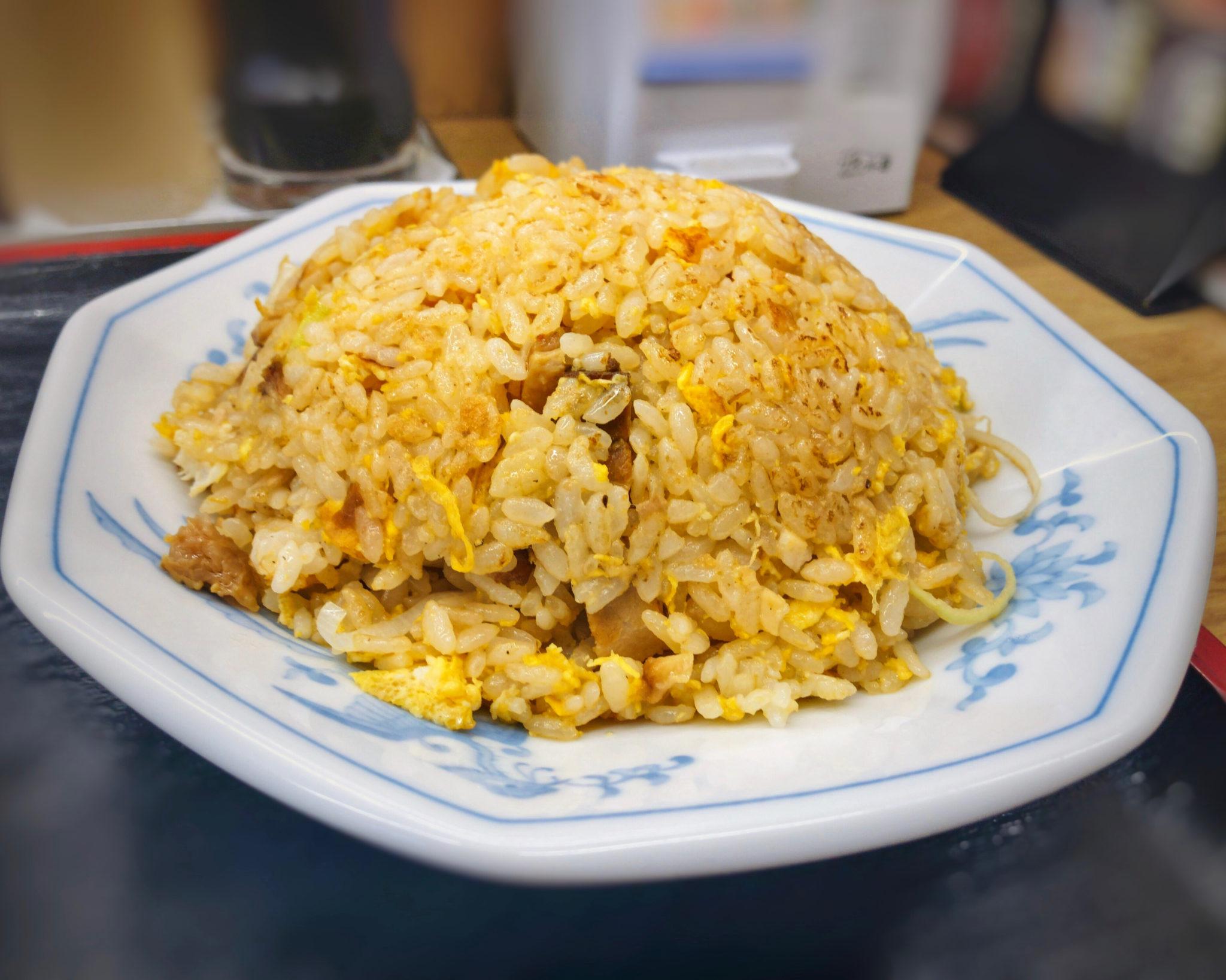 福しんの炒飯(チャーハン)③