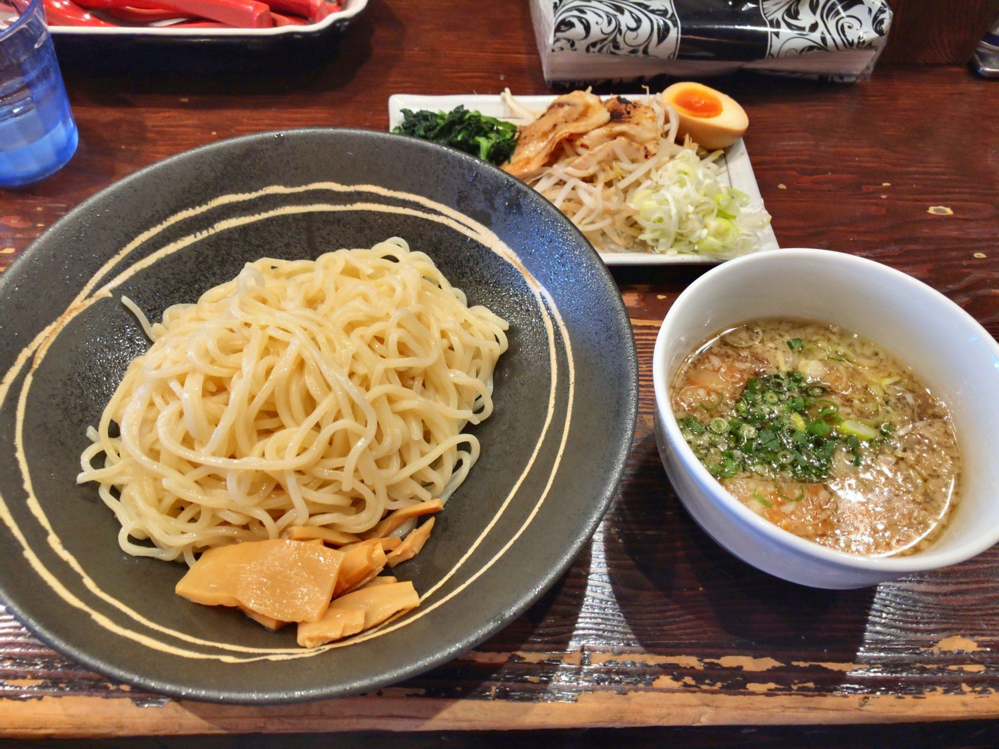宗庵の宗庵つけ麺④
