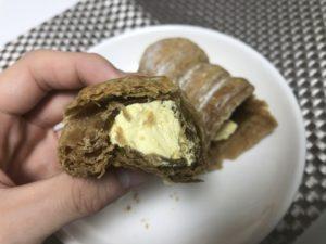 ファミリーマートの冷やして食べるパイコロネ⑤