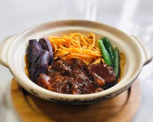 レストラン三幸のビーフシチュー④