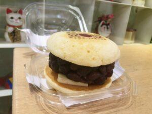 東京あんぱん豆一豆の東京あんパンケーキ②