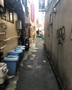 博多らーめん濱田屋の外観②