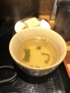 高屋敷肉店の小鉢①