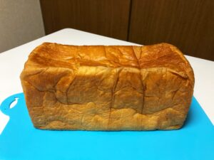 高級食パン専門店ボインのこころ弾む朝③